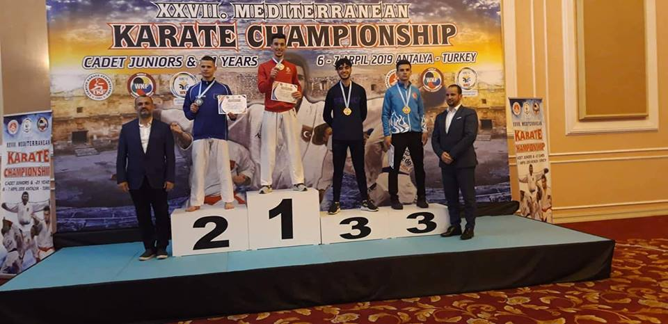 MEDITERRANEAN KARATE FEDERATION UNION Mediterranean karate